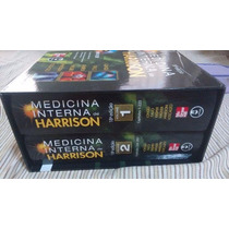 Medicina Interna De Harrison - 2 Volumes !!