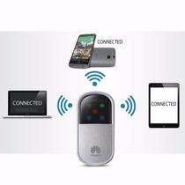 Mini Modem 3g Roteador Wifi Portátil Huawei E5836 Desbloquea
