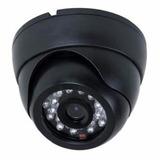 Camera-Vigilancia-Cftv-Dome-24-Leds-Infra