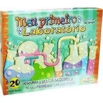 Meu Primeiro Laboratório - Algazarra Brinquedos