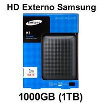 Hd Externo De Bolso Samsung 1000 Gb (1 Tera) Usb 3.0/2.0