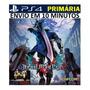 Devil May Cry 5 Ps4   Original 1 Psn   Vitalicia   Portugues