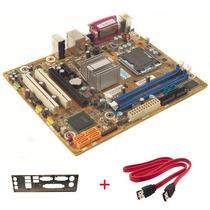 Placa Mãe Asus Ipm41 Socket 775 Slot Ddr3 / Nova C/ Garantia