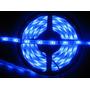 Fita Led 5050 - Azul - 24v 24 Volts Para Caminhão - Ip65