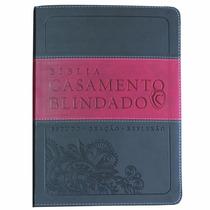 Bíblia Casamento Blindado - Capa Cinza / Novo / Lacrado
