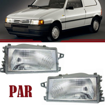 Par Farol Fiat Uno 91 92 93 94 95 96 97 98 99 2000 2001 2002