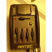 Equalizador Pré Amp Artec Violão Nylon 4 Bandas Age5