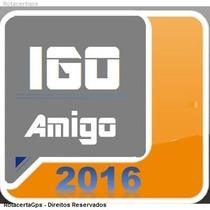 Atualização Gps Igo Amigo 2016 2017 Foston,aquarius,etc...