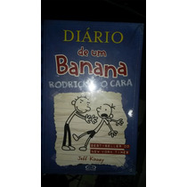 Diário De Um Banana 2: Rodrick É O Cara - Jeff Kinney - Novo