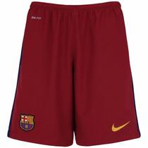 Shorts Calção Do Barcelona Original Novo Jogador De Futebol