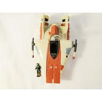 Star Wars-guerra Nas Estrelas- Nave A-wing Starfighter -1995