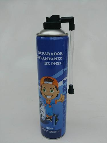 7cc068b9a 01 Spray Origi Enche Pneu Emerg Instantaneo Um Minuto 650ml