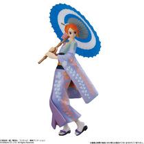 Figura Nami One Piece Super Styling Kimono 13 Cm