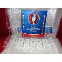Álbum Euro Copa França 2016 Completo+brindes C/frete Gratis