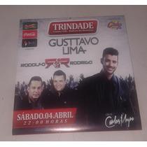 Cd Gusttavo Lima E Rodolfo E Rodrigo Promocional