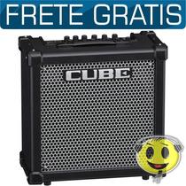 Cubo Amplificador Guitarra Roland 40gx Loja P R O M O Ç Ã O