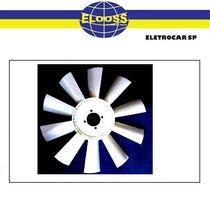 Helice Do Radiador F250/f350/f4000 99 Em Diante Motor Cummin