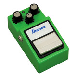 Ibanez Tube Screamer Ts9 Overdrive Pedal Made In Japan + Nf