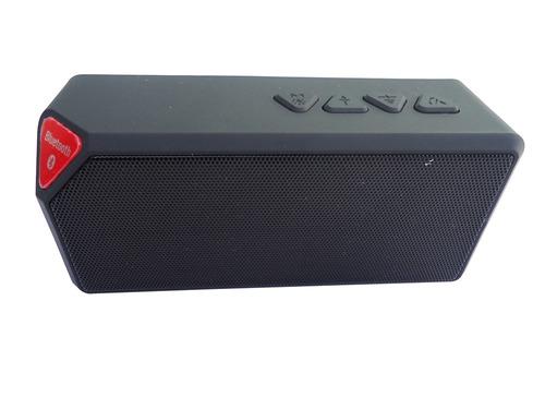 Caixa Som Bluetooth Portátil Led ´ s Mp3 Micro Sd Fone Fm