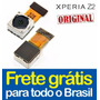 Câmera Traseira Xperia Z2 Sony D6502 D6503 D6543 Compre Já