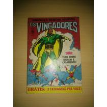 Revista Grandes Heróis Marvel 10