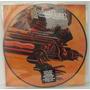 Judas Priest Lp Import Picture Disc Screaming For Vengeance