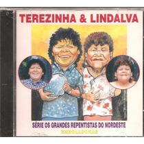 Cd Terezinha E Lindalva - Repentistas Emboladores Nordeste