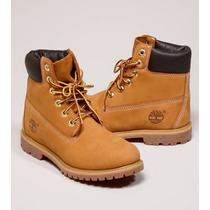 Bota Da Timberland Boot Yellow Masculina / Feminina