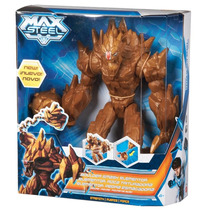Max Steel Elementor Pedra Esmagadora