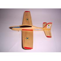 Aeromodelo Pronto Para Voar Tucano - Planador De Vôo Livre