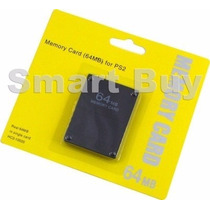 Memory Card 64mb Playstation 2 - Pronta Entrega Frete Barato
