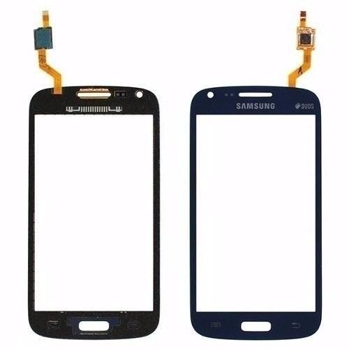 Tela Touch Screen Samsung Galaxy S3 Duos I8262 I8260 Azul