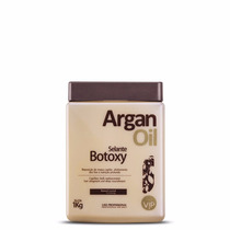 Bootox Capilar Vip Com Oleo De Argan 1kg