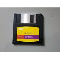 Disquete Lcd Monitors Aoc For Windows 95/98/2000/me/xp