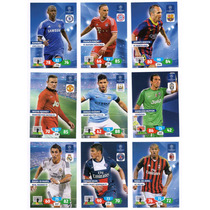 Cards Champions League 2013/2014 Album Todos 182 Base Cards