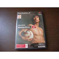 Winning Eleven 6 Original Completo Para Ps2