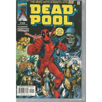 Deadpool 50 - Marvel - Gibiteria Bonellihq Cx446