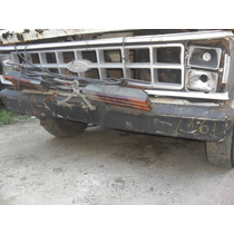 Parachoque Para-choque F1000 F100 F4000 Caminhonete Ford
