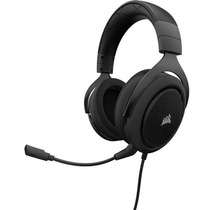 Headset Corsair Hs50 Gaming Carbon Ca-9011170-na
