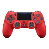 Controle Joystick Sony Dualshock 4 Magma Red