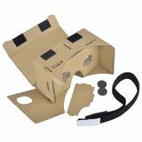 Atacado 35 Oculos Vr 3d Realidade Virtual Google Cardboard