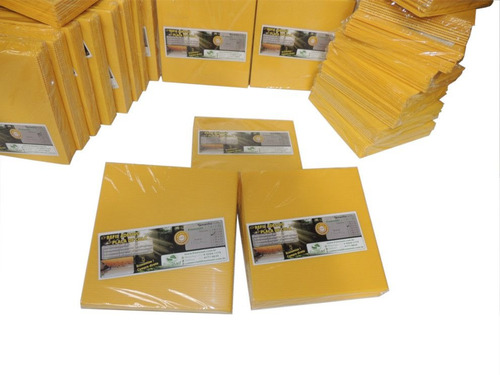 1000 Refil Adesivo 45x22 Cm Matar Moscas Mosquitos, Placa