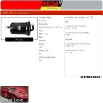 Filtro De Combustível - Grand Vitara 2.5/2.7 V6 24v 04/98 A