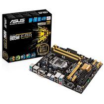 Placa Mãe Asus B85m-e/br Intel Lga 1150 Micro Atx Uefi Bios