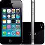 Iphone 4s Preto 16gb - Apple 100% Original Pronta Entrega