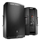 Caixa De Som Ativa Jbl Eon615 Bivolt 1000w Bluetooth 2 Vias