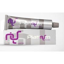 10 Coloração Tinta Platinum Felithi - Atacado
