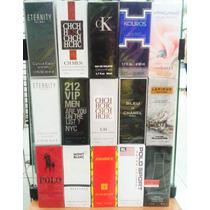 Kit 5 Perfumes Importados Contratípo Alta Fixação