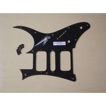 Escudo Pickguard Ibanez Grg 250 Preto