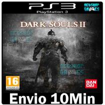 Dark Souls 2 Ii Ps3 Play3 Original ** Cod Psn Midia Digital